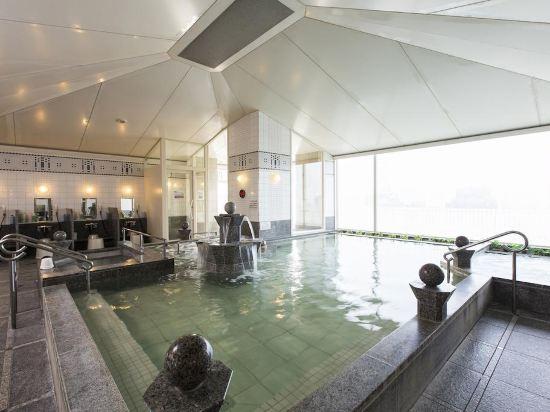 札幌蒙特利埃德爾霍夫酒店(Hotel Monterey Edelhof Sapporo)室內游泳池