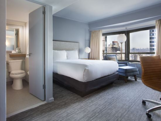 紐約市中心希爾頓酒店(New York Hilton Midtown)入住時指定房型