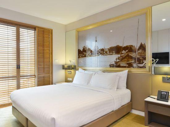 隆齊中間點大酒店(Grande Centre Point Hotel Ploenchit)一卧室套房