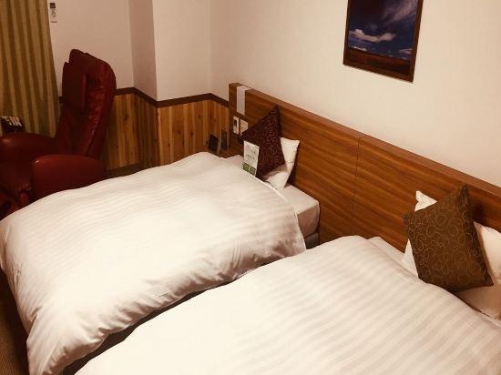 札幌多美迎PREMIUM酒店(Dormy Inn Premium Sapporo)大型雙床房