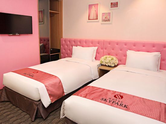 天空花園酒店東大門1號店(Hotel Skypark Dongdaemun I)公主雙床房
