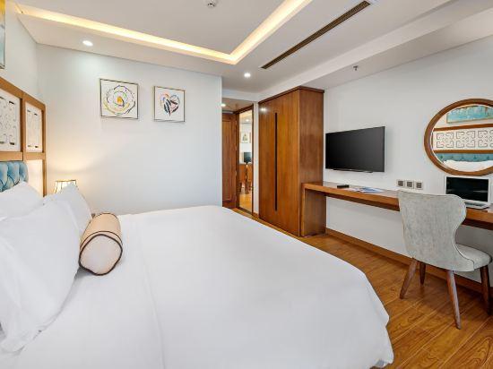 峴港海灘巴利斯德利酒店(Paris Deli Danang Beach Hotel)兩卧室公寓A