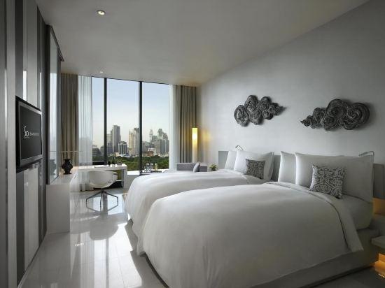 曼谷索菲特特色酒店(SO Sofitel Bangkok)温馨房