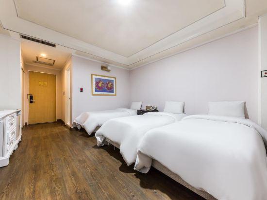 東大門域多利酒店(Victoria Hotel Dongdaemun)三人房