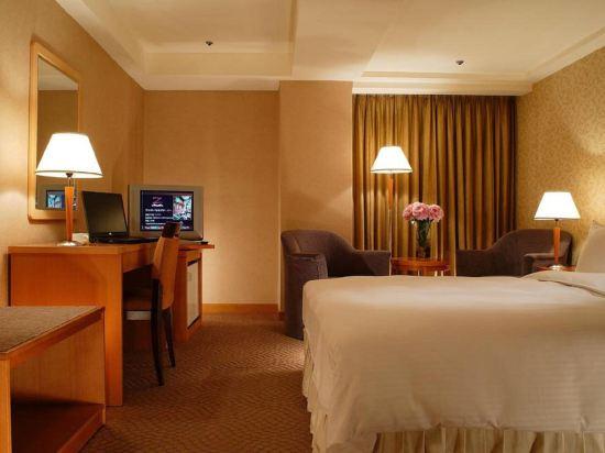 台北神旺大飯店(San Want Hotel)精緻單人房