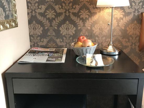 香港華麗銅鑼灣酒店(原香港華麗精品酒店)(Best Western Hotel Causeway Bay)豪華城景房