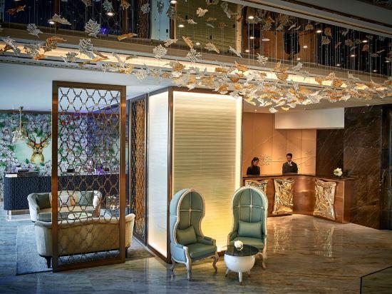 香港灣仔帝盛酒店(Dorsett Wanchai)公共區域