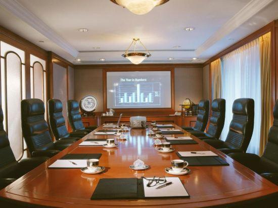 香港九龍海逸君綽酒店(Harbour Grand Kowloon)會議室