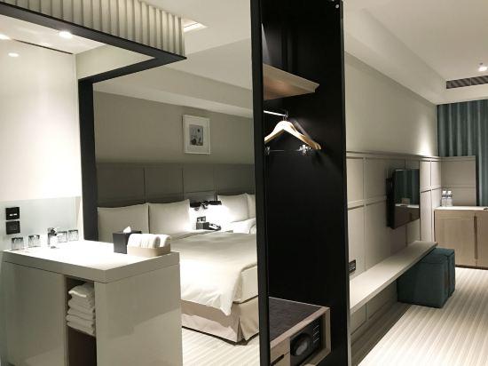 高雄喜迎旅店(Greet Inn)和樂家庭房