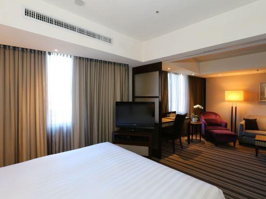 台北馥敦飯店-復南館(Taipei Fullerton Hotel South)VIP 貴賓套房雙人房