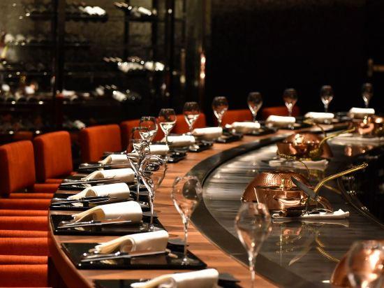 高雄晶英國際行館(Silks Club)餐廳