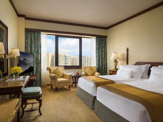 澳門金麗華酒店(Grand Lapa Hotel Macau)至尊豪華客房