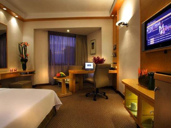 新加坡 M 酒店(M Hotel Singapore)套房