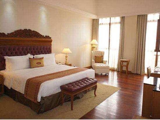 吉隆坡皇家朱蘭酒店(Royale Chulan Kuala Lumpur)俱樂部房