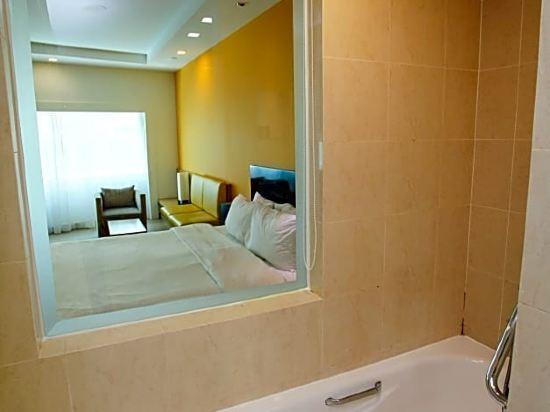 新加坡悅樂樟宜酒店(Village Hotel Changi by Far East Hospitality)豪華房