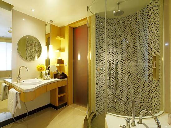 曼谷盛泰瀾中央世界商業中心酒店(Centara Grand at Centralworld)豪華家庭房