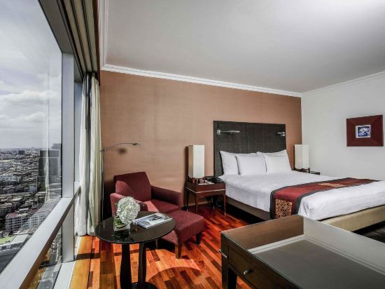 曼谷鉑爾曼G酒店(原曼谷索菲特是隆酒店)(Pullman Bangkok Hotel G)G豪華房