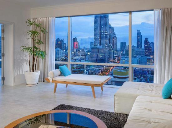 曼谷鉑爾曼G酒店(原曼谷索菲特是隆酒店)(Pullman Bangkok Hotel G)G套房