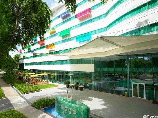 新加坡悅樂樟宜酒店(Village Hotel Changi by Far East Hospitality)外觀