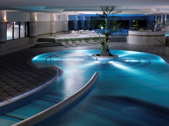 大阪麗嘉皇家酒店(Rihga Royal Hotel)室內游泳池