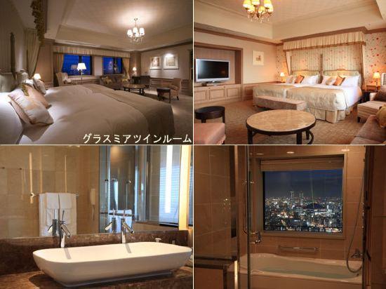大阪蒙特利格拉斯米爾酒店(Hotel Monterey Grasmere Osaka)酒店隨機房型