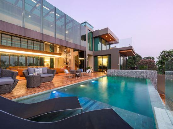達拉海角度假酒店(Cape Dara Resort)高級複合式屋