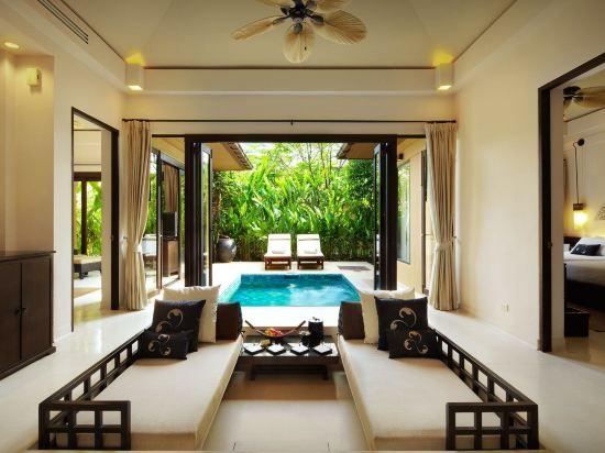 華欣莫維皮克阿薩拉水療及度假酒店(Mövenpick Asara Resort & Spa Hua Hin)雙卧室泳池別墅