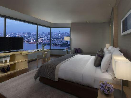 曼谷河畔安凡尼臻選酒店(Avani+ Riverside Bangkok Hotel)阿瓦尼河景精緻套房