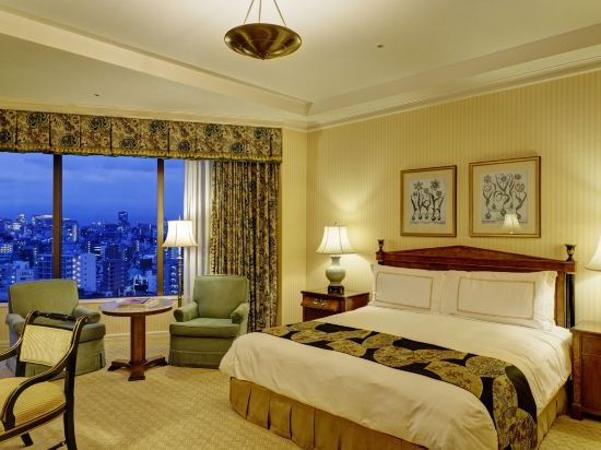 東京椿山莊大酒店(Hotel Chinzanso Tokyo)入住時指定房間