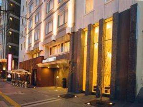 札幌三位神大酒店(Hotel Resol Trinity Sapporo)外觀