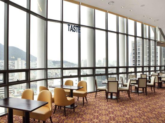 宜必思大使釜山城市中心酒店(Ibis Ambassador Busan City Centre)酒吧