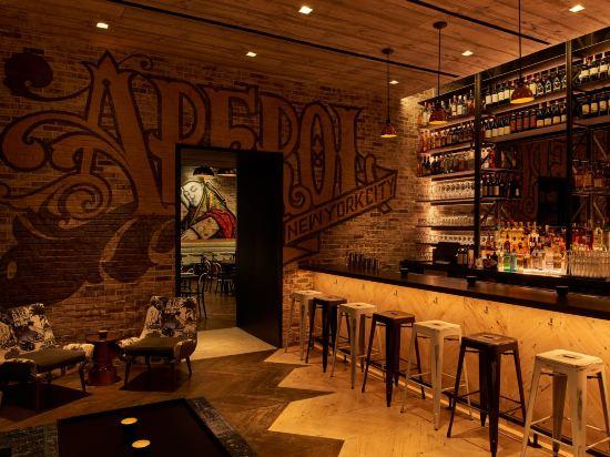阿爾羅諾瑪德酒店(Arlo NoMad)酒吧