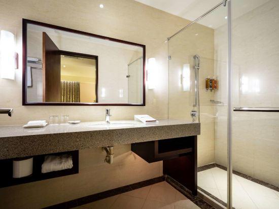 台中來來商旅(Lai Lai Hotel)高級一室雙人間(無窗)