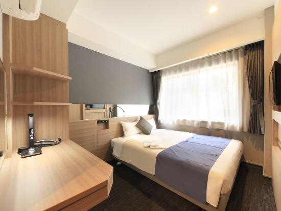 大阪心齋橋金塔酒店(Quintessa Hotel Osaka Shinsaibashi)標準大床房