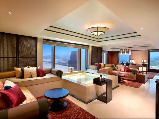 澳門悅榕莊(Banyan Tree Macau)悅尊泉悅套房