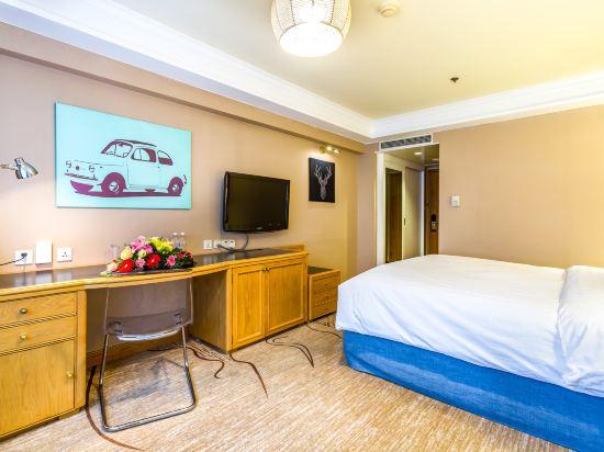 北京5L飯店(5L Hotel)公寓大床房