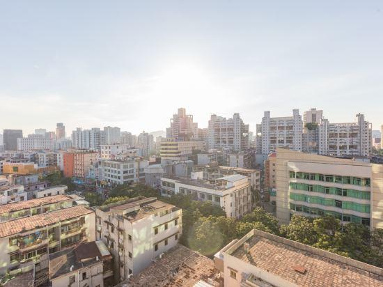 金域酒店(珠海拱北口岸步行街店)(Jin Yu Hotel (Zhuhai Gongbei Port Pedestrian Street))眺望遠景