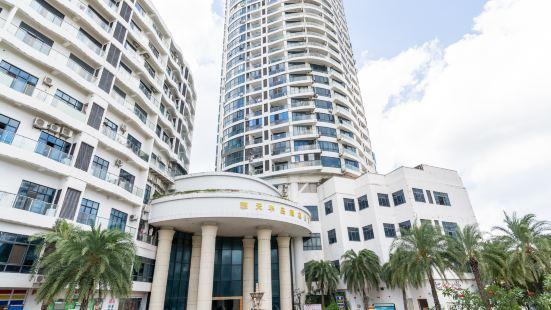 Jiansu All Suites Apartment Hotel