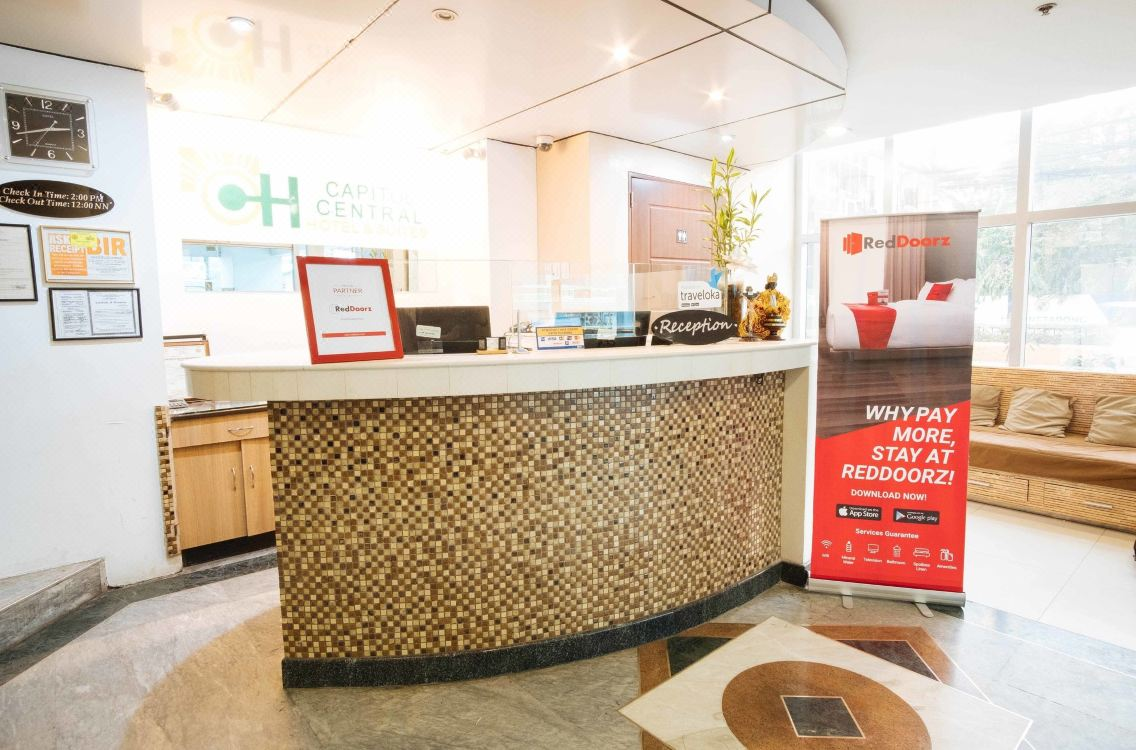 酒店 RedDoorz Plus near Cebu Capitol, Hotel reviews and Room