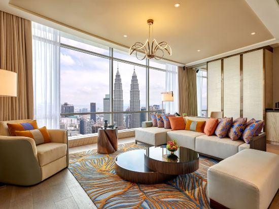 吉隆坡悅榕莊(Banyan Tree Kuala Lumpur)至尊天際觀景房