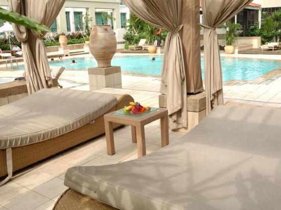 新加坡洲際酒店(InterContinental Singapore)室外游泳池