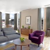 倫敦仕驊廷南肯辛頓哈林頓酒店公寓