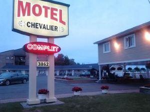 謝瓦利埃汽車旅館(Motel Chevalier)