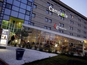 巴黎奎斯特康鉑酒店 - 熱訥維耶巴爾巴尼爾(Campanile Paris Ouest - Gennevilliers Barbanniers)