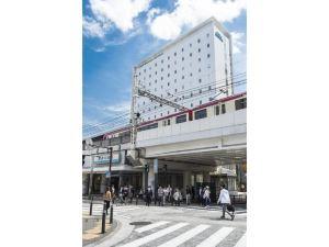 京急川崎站前京急EX Inn酒店-川崎羽田(Keikyu EX Inn Keikyu Kawasaki Ekimae-Kawasaki Haneda)