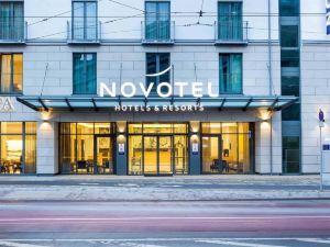 紐倫堡市中心諾富特酒店(Novotel Nuernberg Centre Ville)