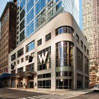 紐約W酒店酒店預訂