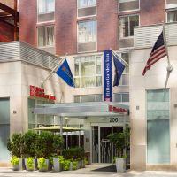 紐約曼哈頓市中心東希爾頓花園酒店酒店預訂