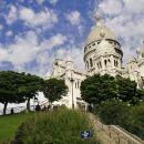 巴黎蒙馬特聖心大教堂美居酒店