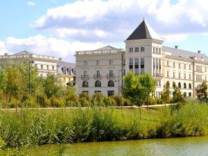 賽里斯瓦爾歐洲希帕設計套房酒店(Hipark Design Suites Serris-Val d'Europe)